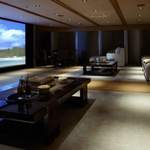 Engineered Home Theatre Rooms
